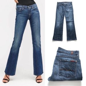 7 For All Mankind Original Bootcut Jeans, 29